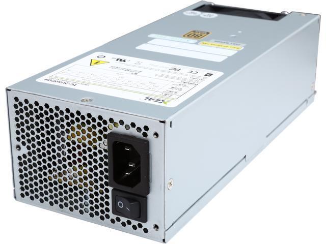 iStarUSA TC-2U50PD8 24Pin 500W Single 2U Server Power Supply - 80 PLUS