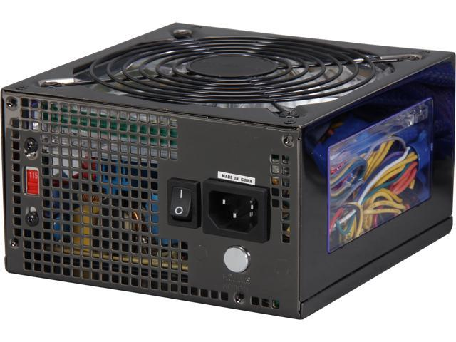APEVIA WARLOCK POWER ATX-WA750W 750W ATX12V / EPS12V SLI Ready CrossFire Ready Power Supply