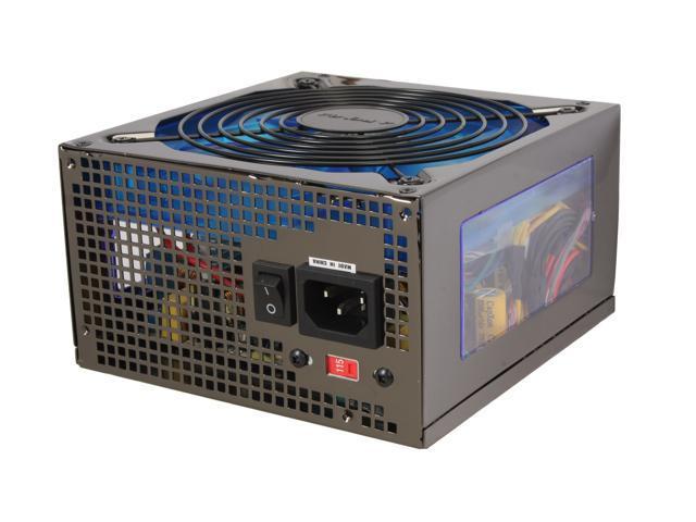 APEVIA ATX-AQ700W-BK 700W ATX12V / EPS12V SLI Ready CrossFire Ready Power Supply