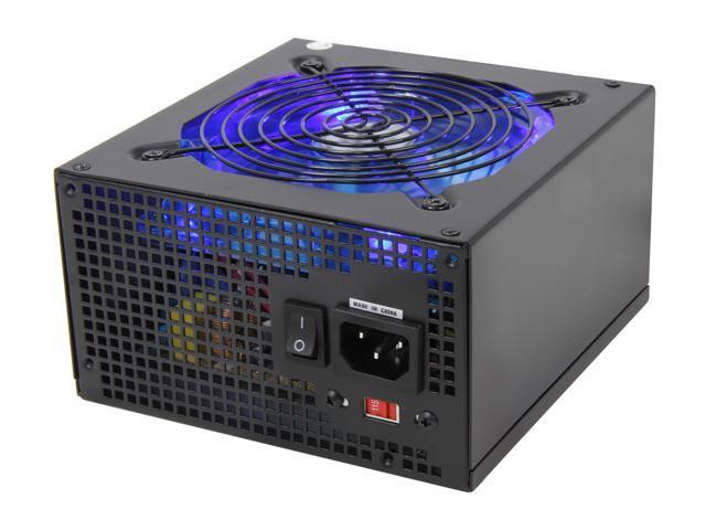 APEVIA ATX-CB700W 700W ATX12V / EPS12V SLI Ready CrossFire Ready Power Supply - OEM