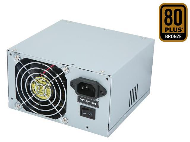 SeaSonic SS-350ES Bronze 350W ATX12V v2.31 80 PLUS BRONZE Certified Active PFC Power Supply - OEM