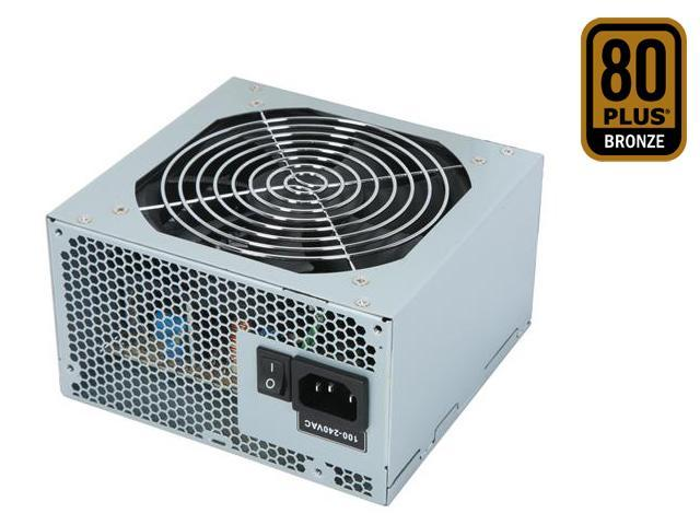 SeaSonic 80 Plus SS-350ET Bronze 350W ATX12V V2.31 80 PLUS BRONZE Certified Active PFC Power Supply - OEM