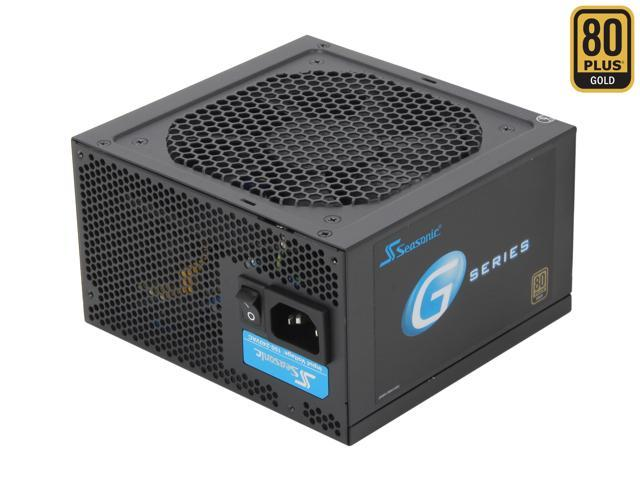 SeaSonic SSR-360GP 360W ATX12V v2.31 80 PLUS GOLD Certified Active PFC Power Supply New 4th Gen CPU Certified Haswell Ready
