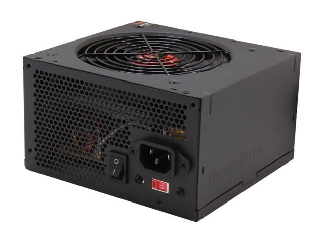 Thermaltake TR2 TR-500 500W ATX12V v2.3 SLI Ready CrossFire Ready Thermaltake TR-500 Power Supply