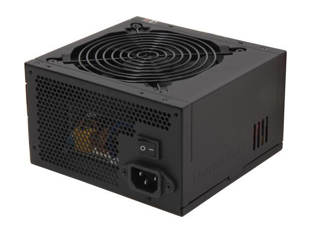 Thermaltake TR2 TR-700 700W ATX 12V V2.3 & EPS 12V SLI Ready CrossFire Ready Active PFC Thermaltake TR-700 Power Supply
