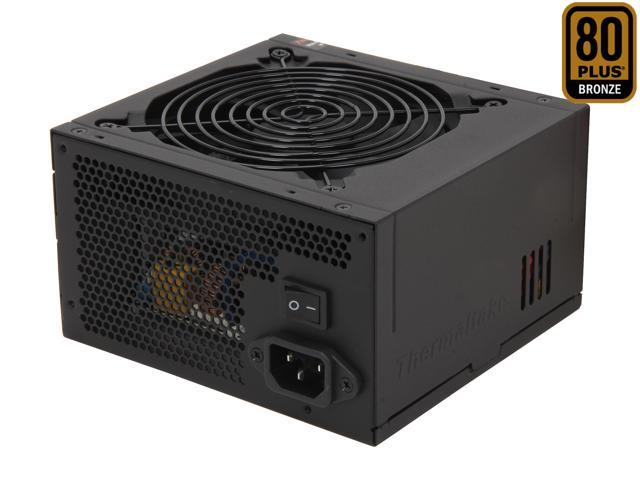 Thermaltake TR2 Bronze 700W SLI/CrossFire Ready Continuous Power ATX12V v2.31 / EPS v2.92 80 PLUS BRONZE Certified 5 Year Warranty Active PFC ...