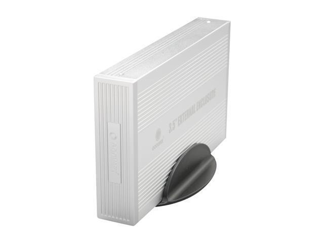 COOLMAX HD-389-U2 Aluminum 3.5