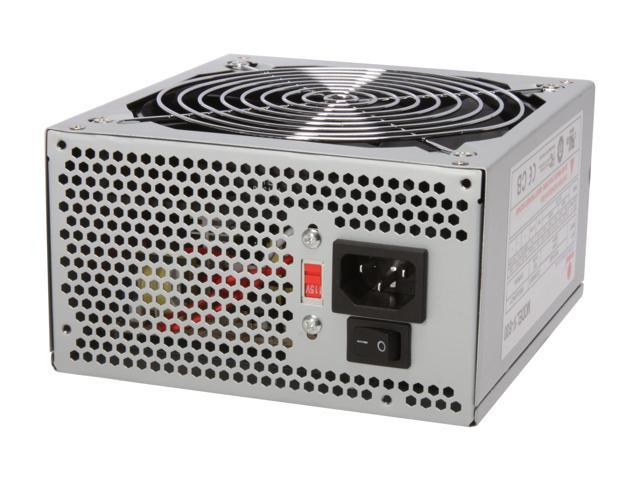 COOLMAX V-600 600W ATX12V version 2.2 Power Supply