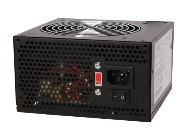 COOLMAX NW-650B 650W ATX12V v2.2 SLI Ready / CrossFire Ready and Compatible with Core i3/i5/i7 Power Supply