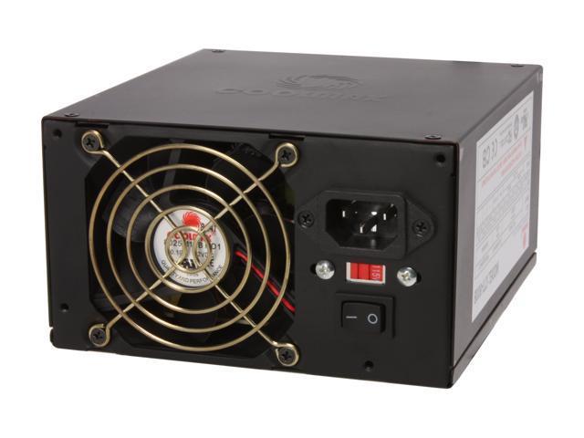COOLMAX CTI-600B 600W ATX12V Power Supply