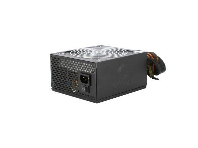 COOLMAX CUL-750B 750W ATX 12V v2.3 / EPS12V v2.91 SLI/Crossfire ready Modular and Compatible with Core i3/i5/i7 Power Supply