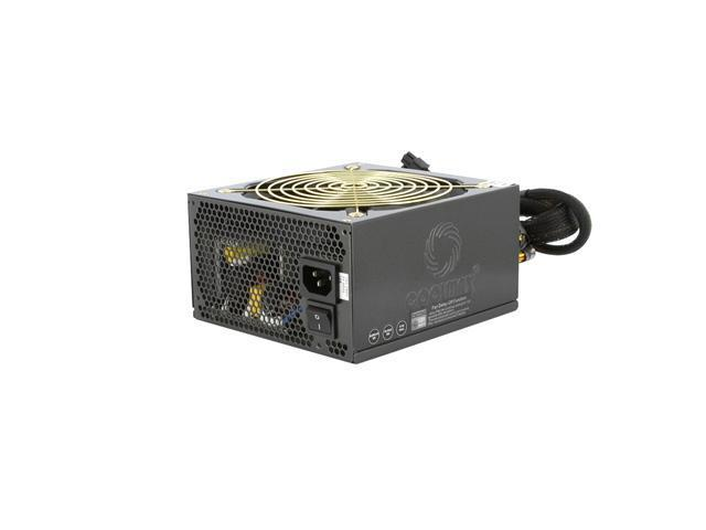 COOLMAX ZP-750B 750W ATX 12V V2.3 / EPS 12V V2.92 80 PLUS BRONZE Certified Modular Active PFC CoolMax ZP-750B Power Supply