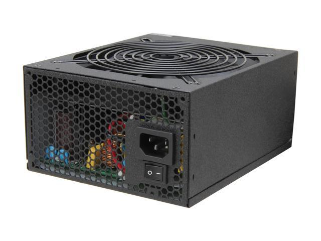 Rosewill CAPSTONE-750 750W Continuous @ 50°C, Intel Haswell Ready, 80 PLUS GOLD, ATX12V v2.31 & EPS12V v2.92, SLI/CrossFire Ready, Active PFC ...