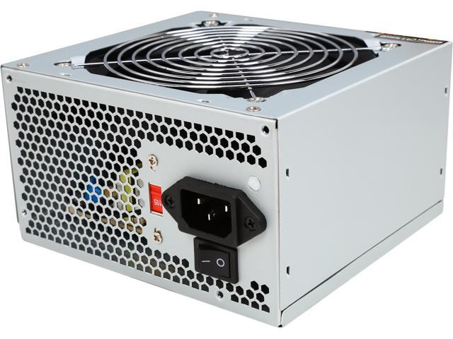 XION EN-600F12 600W ATX12V / EPS12V SLI Ready Power Supply