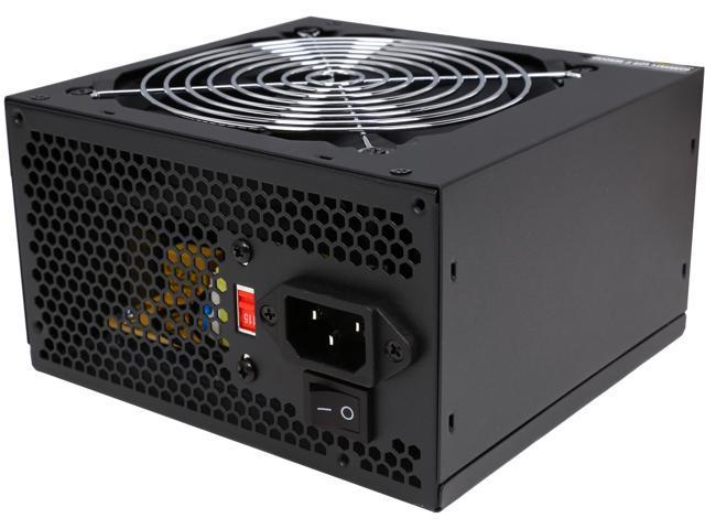 XION EN-450F12BK 450W ATX12V / EPS12V Power Supply (Mail In Rebate $10.0 Expires 12/31/14) (Mail In Rebate $10.00 Expires 01/01/1753)
