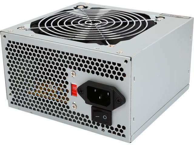 XION Enyle Series EN-500F12 500W ATX12V / EPS12V Power Supply