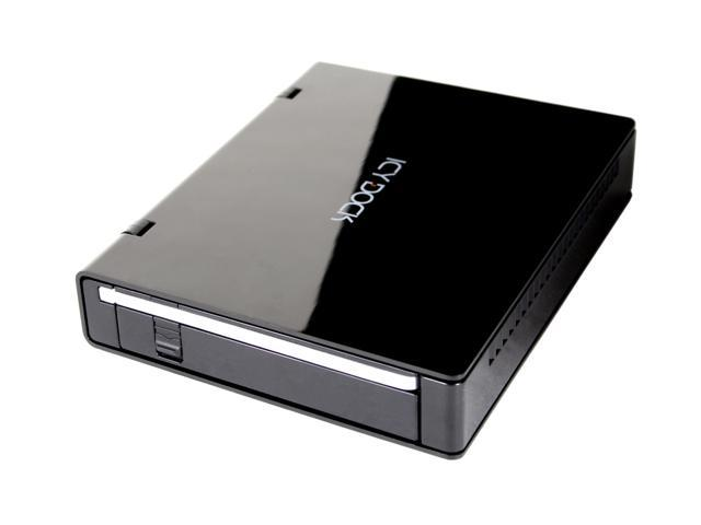 "ICY DOCK MB559UEB-1SMB 3.5"" USB 2.0 & 1394 External Enclosure - Retail"