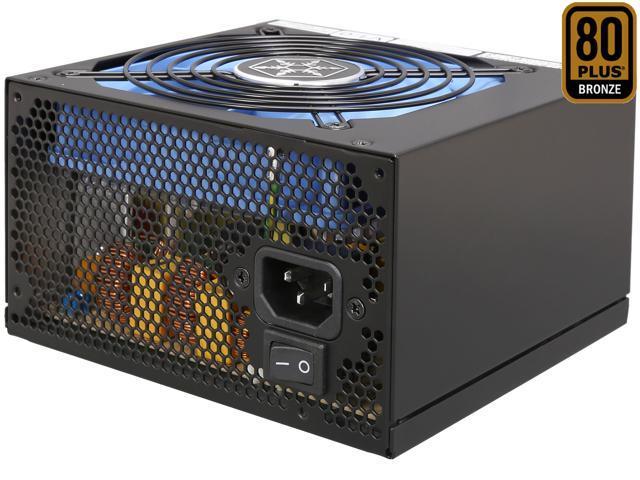 SILVERSTONE ST70F-PB 700W ATX12V / EPS12V 80 PLUS BRONZE Certified Full Modular Active PFC Power Supply