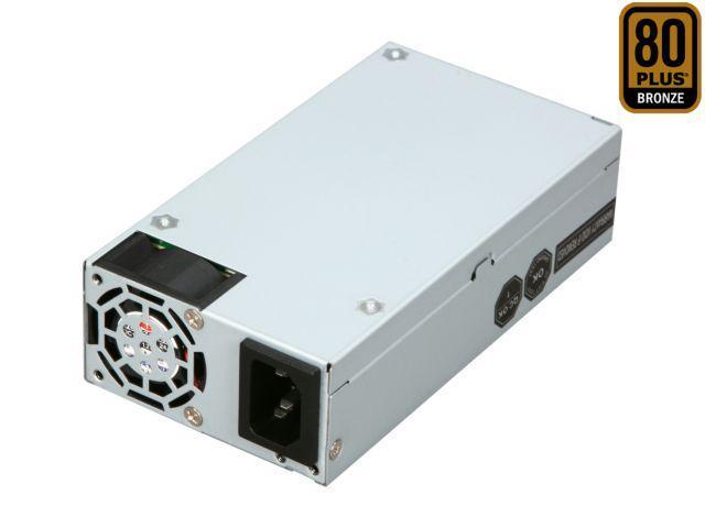 Athena Power AP-MFATX25P8 20+4Pin 250W Single 80 PLUS Certified Server Power Supply for 1U Mini-ITX