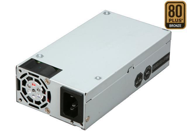 Athena Power AP-MFATX30P8 20+4Pin 300W Single 80 PLUS Bronze Certified Server Power Supply for 1U Mini-ITX