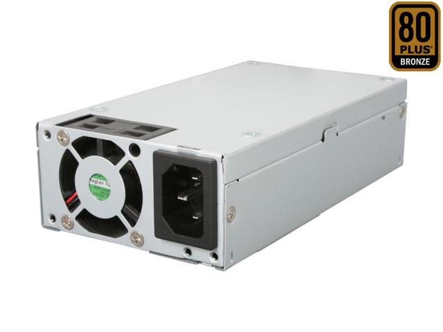 Athena Power AP-MFATX35P8 20+4Pin 350W Single FlexATX 80PLUS BRONZE Power Supply for Mini-ITX Chassis