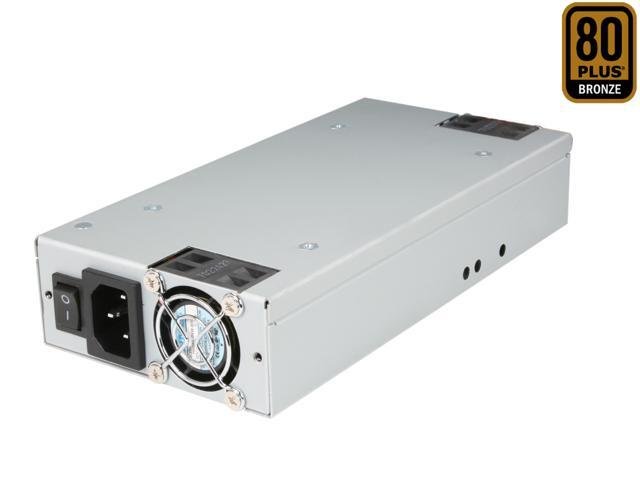 Athena Power AP-U1ATX40P8 20+4Pin 400W Single 1U EPS 80 PLUS Server Power Supply