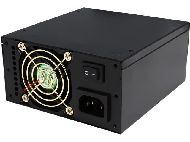 Athena Power AP-MP4ATX70FEP8 700W ATX12V / EPS12V SLI Ready CrossFire Ready 80 PLUS BRONZE Certified Active PFC Power Supply