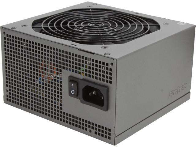 Antec NeoECO C NEO ECO 520C 520W ATX12V 80 PLUS Certified Active PFC Power Supply