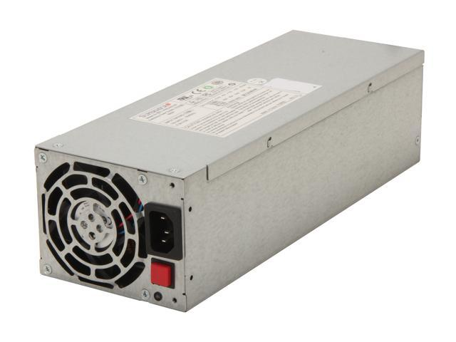 SuperMicro PWS-652-2H 650W 2U Multi output Server Power Supply with I2C redundant fan