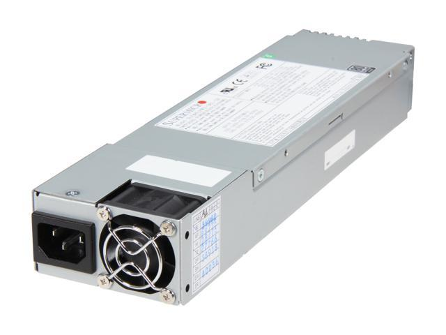 SuperMicro PWS-361-1H 24Pin 360W 1U Multi-output Server Power Supply with PMbus