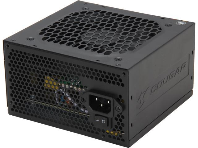 COUGAR SL600 600W ATX12V SLI Ready CrossFire Ready Power Supply Haswell ready