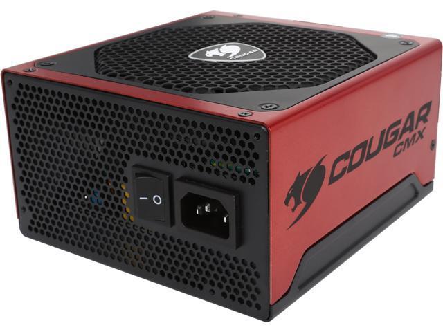 COUGAR CMX700V3 700W ATX12V / EPS12V 80 PLUS BRONZE Certified Modular Power Supply