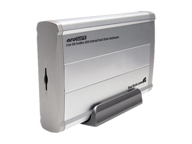 StarTech SAT3510U2F Aluminum 3.5