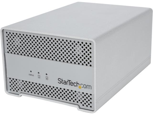 StarTech S252SMTB3 Aluminum 2.5