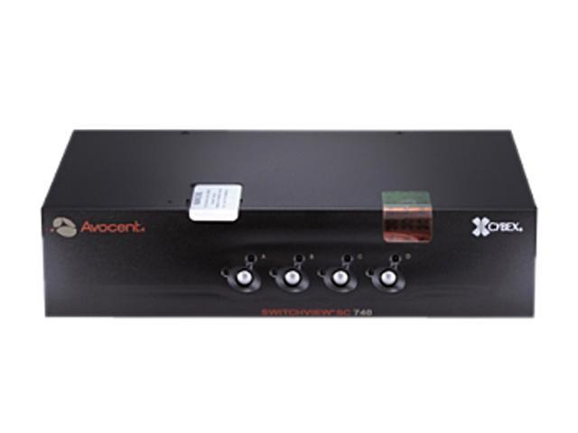 Avocent SC740-001 SwitchView SC740 KVM Switch