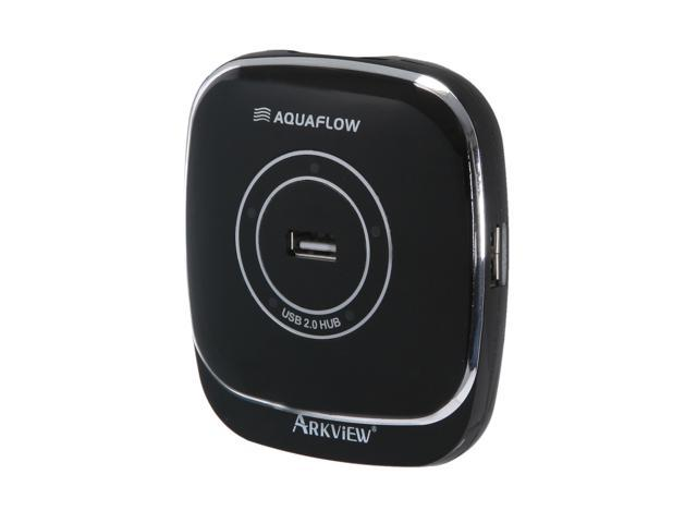 Arkview USB-AHUB Bus-Powered USB 2.0 4-Port Hub