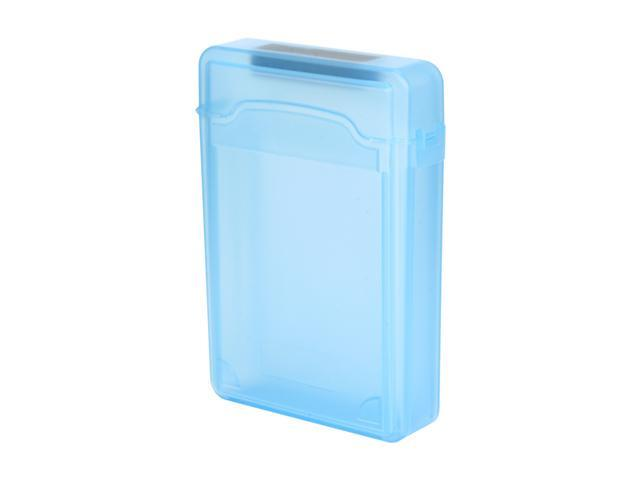 SYBA SY-ACC35011 3.5 inch IDE/Sata HDD Storage Box (Blue Color)