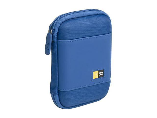 case LOGIC PHDC-1BLUE Compact Portable Hard Drive Case