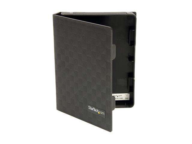 StarTech HDDCASE25BK 2.5in Anti-Static Hard Drive Protector Case - Black (3pk)