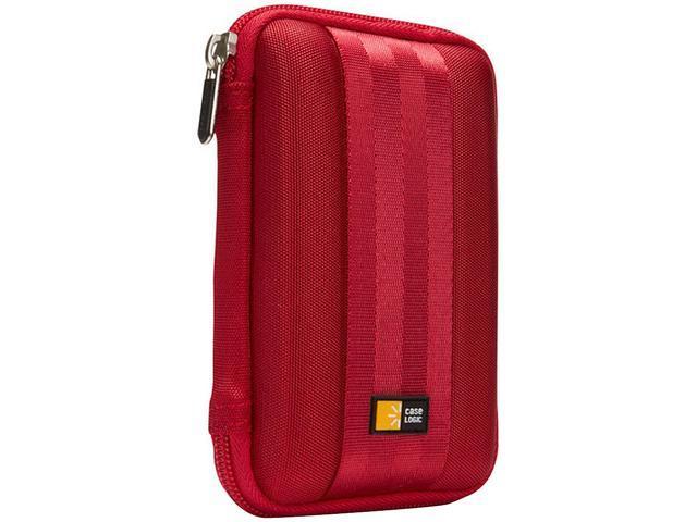 case LOGIC QHDC-101RED Portable Hard Drive Case