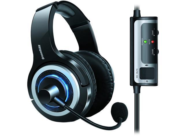 dreamGEAR Prime Wired Headset for PS4