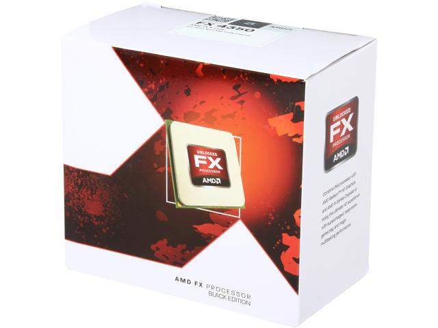 AMD FX-6350 Vishera 6-Core 3.9GHz Socket AM3+ 125W Desktop Processor FD6350FRHKBOX
