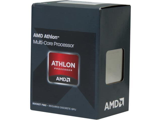 AMD Athlon X2 370K Richland Dual-Core 4.0GHz Socket FM2 65W Desktop Processor AD370KOKHLBOX