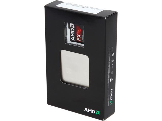 AMD FX-9370 Vishera 8-Core 4.4GHz Socket AM3+ 220W Desktop Processor - Black Edition FD9370FHHKWOF