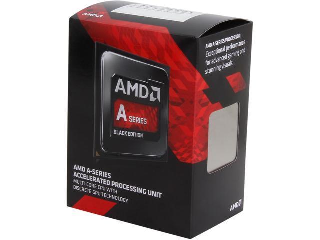 AMD A10-7850K Kaveri 12 Compute Cores (4 CPU + 8 GPU) 3.7GHz Socket FM2+ 95W Desktop Processor AMD Radeon R7 series AD785KXBJABOX