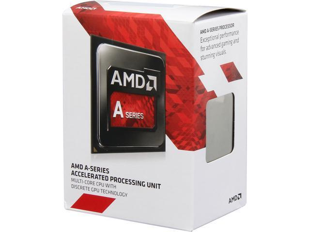 AMD A8-7600 Kaveri Quad-Core 3.1GHz (3.8GHz Turbo) Socket FM2 65W Desktop ProcessorRadeon R7 series AD7600YBJABOX