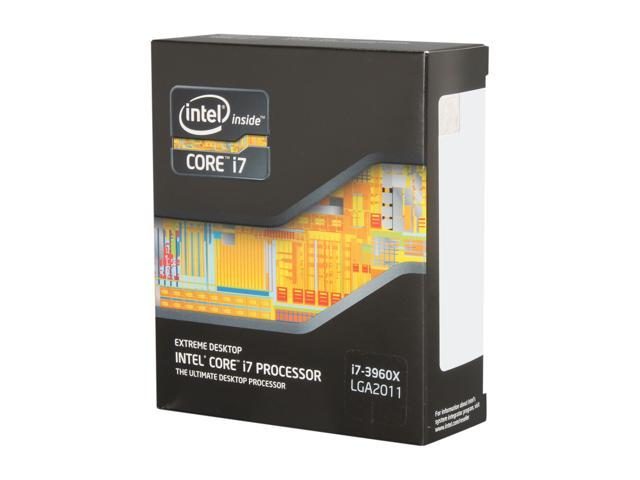 Intel Core i7-3960X Extreme Edition Sandy Bridge-E 6-Core 3.3GHz (3.9GHz Turbo) LGA 2011 130W Desktop Processor BX80619i73960X