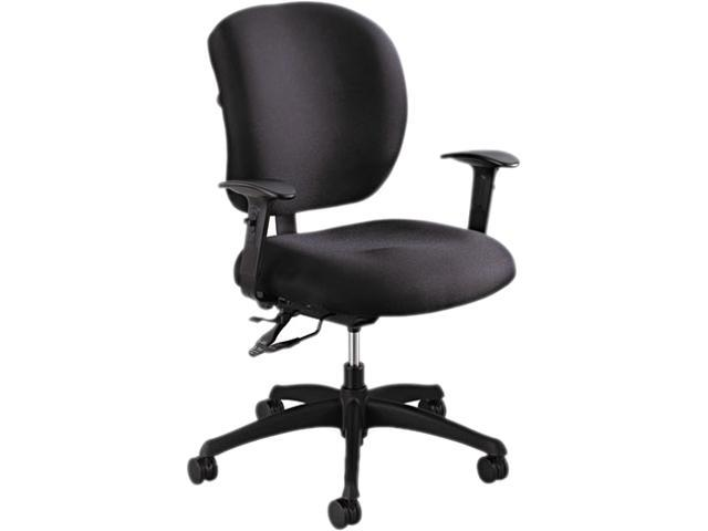 Safco 3391BL Alday 24/7 Task Chair 26