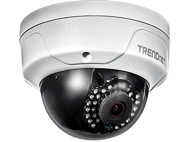 Trendnet Tv Ip315pi Indoor Outdoor 4 Mp Poe Dome Day