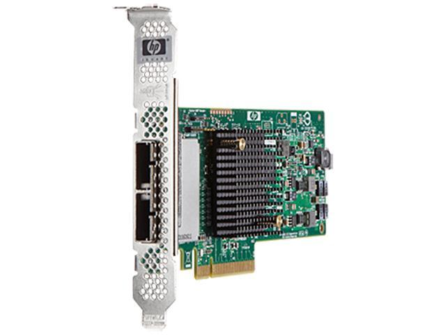 HP H221 PCIe 3.0 SAS Host Bus Adapter